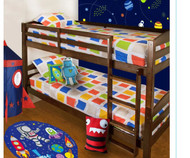 Outer Space Hugger Comforter and Sham Set