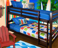 Surfs Up Hugger Comforter and Sham Set
