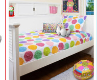 Gum Drop Hugger Comforter and Sham Set