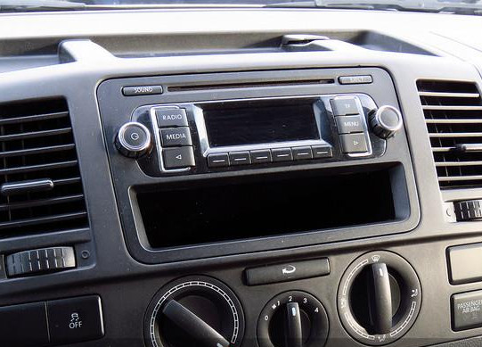 VW Transporter T5 Stereo's & Installation - Audio Tech Direct