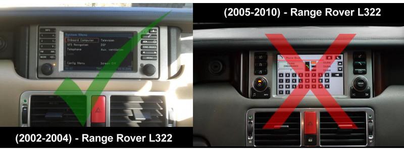Land Rover Freelander 1 Harman Kardon Amp//Amplificador XQK100300