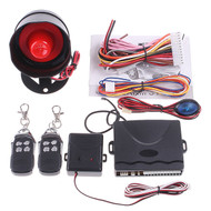 5 Star LK188 Remote Central Locking Kit With Car Alarm