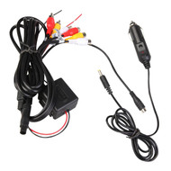 12v Cigarette Charger Kit For Headrest DVD's Or Monitors