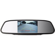 "5 Star LCD 5"" Digital Colour TFT Car Rearview Mirror Monitor"