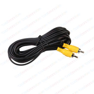 Rear View Camera RCA Video Cable Different Lengths