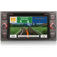Direct Fit FO7166F After-Market GPS Multi-Media Radio For Ford