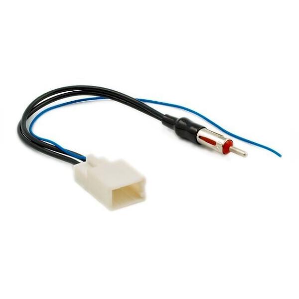 Carav 13-011 DIN Aerial Adaptor Connector For Toyota Subaru