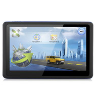 "XGoDY 504 5"" UK & Western Europe Navigation GPS System"