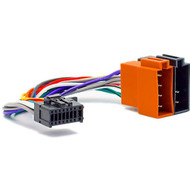 Pioneer 16 Pin To ISO Wiring Harness Square Pin DEH Series