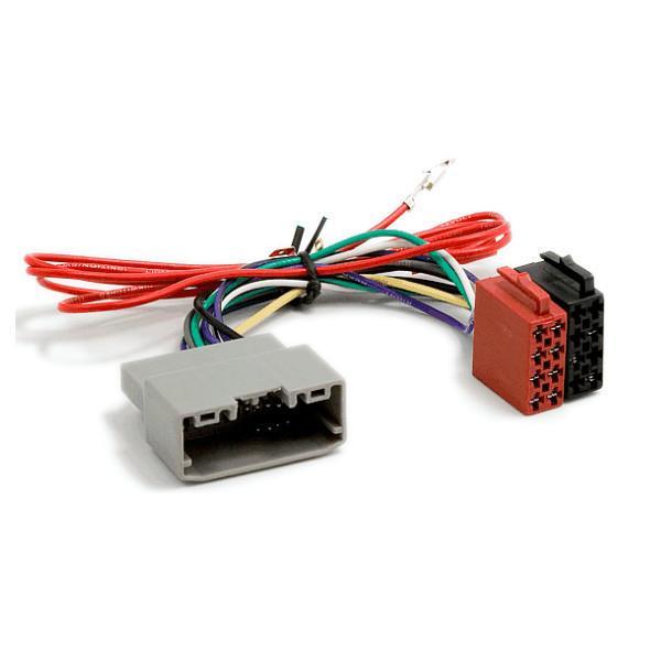 iso radio wiring harness adaptor for chrysler \u0026 jeep grey CJ Wiring Harness