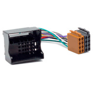 Quadlock To ISO Radio Harness Adaptor For Citroen & Peugeot