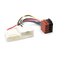 ISO Radio Wiring Harness Adaptor For Renault & Dacia