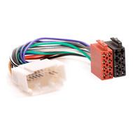 ISO Radio Harness Adaptor For Fiat, Honda, Nissan & Suzuki