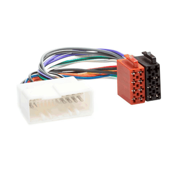 Brilliant Iso Radio Wiring Harness Adaptor For Hyundai Kia 2004 On Audio Wiring Cloud Hisonuggs Outletorg