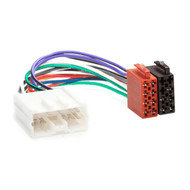 ISO Radio Wiring Harness Adaptor For Mitsubishi (1995-On)