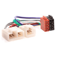 ISO Radio Wiring Harness Adaptor For Nissan 2 Plug