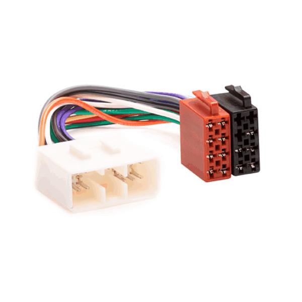 Awe Inspiring Iso Radio Wiring Harness Adaptor For Renault Traffic 2014 On Wiring Database Numdin4X4Andersnl