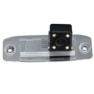 Xtrons HYET01 Bespoke After-Market Reverse Camera For Hyundai