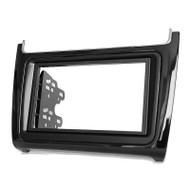 Carav 11-539 Piano Black DIN & RNS Shape Fascia For VW Polo 6C