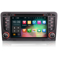 PbA AU8147A Android 10.0 After-Market GPS WiFi Radio For Audi A3