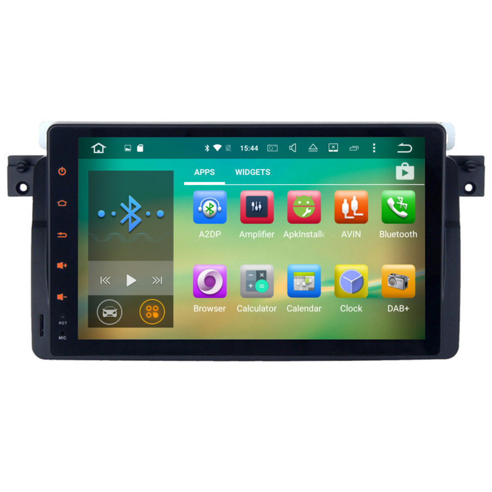 PbA BM7903B Android 9 0 After-Market Radio For BMW 3 Series E46