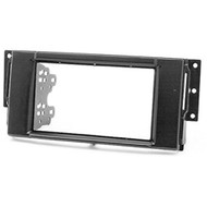 Carav 11-075 Double DIN Fascia For Range Rover & Land Rover