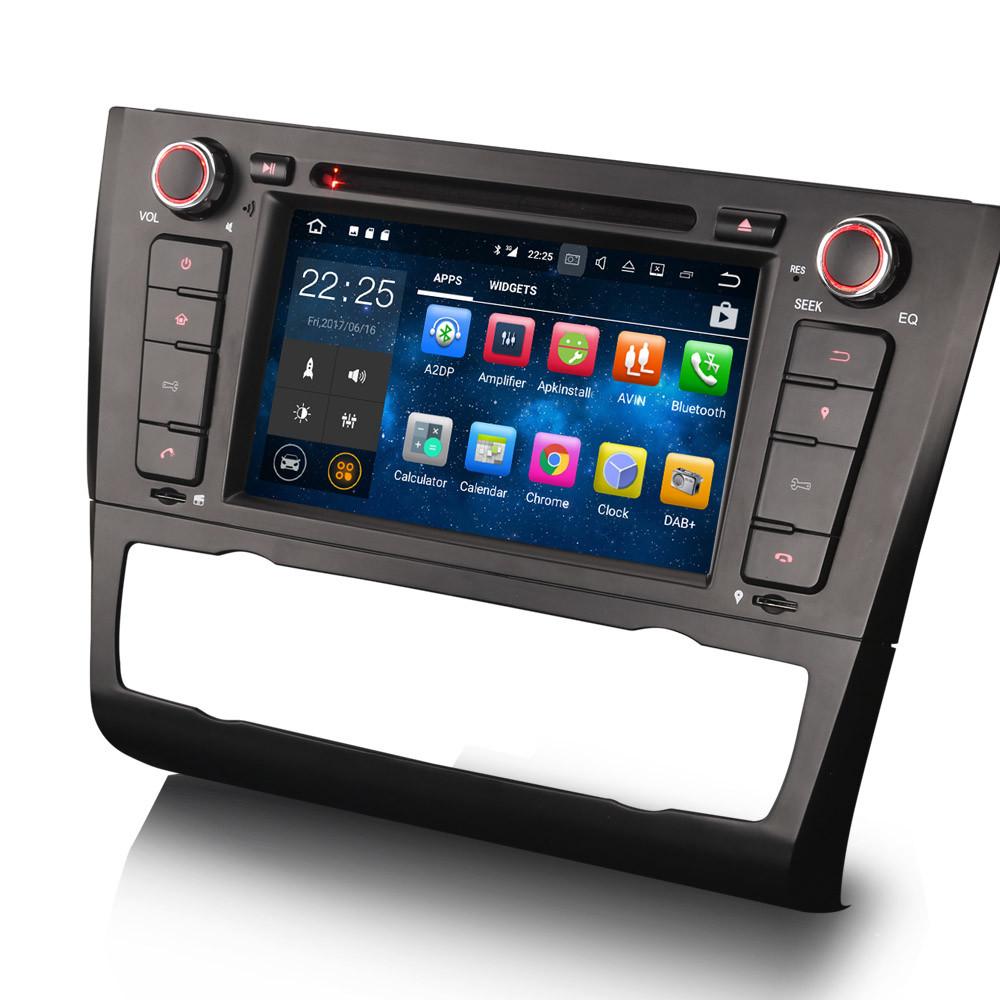PbA BM4840B Android 9 0 After-Market Radio For BMW E81 E82 - Audio