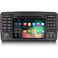 PbA ME7981R Android 9.0 After-Market Radio For Mercedes W251