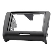 Carav 11-124 Double DIN Fascia Panel For Audi TT 8J (2006-2014)