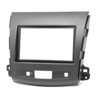 Carav 08-004 Double DIN Fascia Panel For Mitsubishi & Citroen