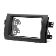 Carav 09-002 Double DIN Fascia Panel For Fiat Sedici & Suzuki SX4