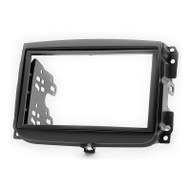 Carav 11-550 Double DIN Fascia Panel For Fiat 500L (2012-On)