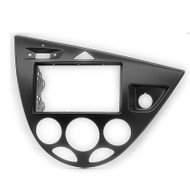 Carav 11-546 Double DIN Fascia Panel For FORD Focus Mk1 (BLK)