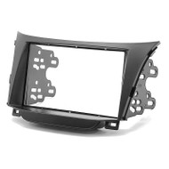 Carav 11-184 Double DIN Fascia Panel For HYUNDAI i-30 Elantra GT