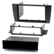 Carav 11-154 Double DIN Fascia Panel For Jaguar X-Type & S-Type