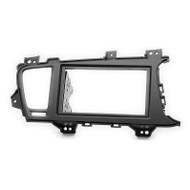 Carav 11-324 Double DIN Fascia Panel For KIA Optima Mk3 TF