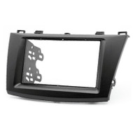 Carav 11-082 Double DIN Fascia Panel For MAZDA 3 (2009-2013)