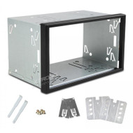 Xtrons 14-003A Universal Double Din Fitting Cage Kit 182x101mm