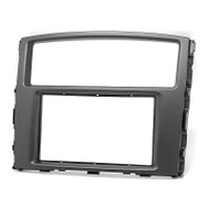 Carav 08-005 Double DIN Fascia Panel For MITSUBISHI Shogun