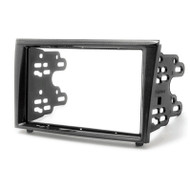 Carav 11-249 Double DIN Fascia Panel For MITSUBISHI Colt (02-12)
