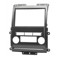 Carav 11-479 Double DIN Fascia Panel For NISSAN Navara (09-12)