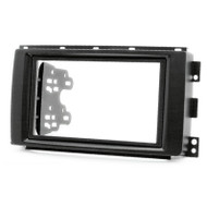 Carav 11-260 Double DIN Fascia Panel For SMART ForTwo (07-10)