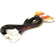PAC CHYRVD DVD AV Video Retention Cable For Jeep & Chrysler