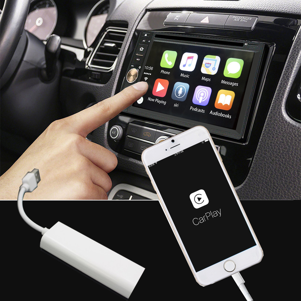 Pba Usb Interface Adaptor For Iphone Apple Car Play Audio Tech Direct