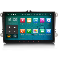"PbA VW5118V 9"" Android 10.0 After-Market Radio For VW SEAT & Skoda"