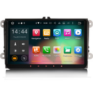"PbA VW3818V 9"" Android 8.1 After-Market Radio For VW SEAT & Skoda"
