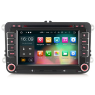 "PbA VW5148V 7"" Android 10.0 After-Market Radio For VW SEAT & Skoda"