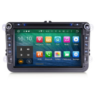 "PbA VW7815V 8"" Android 8 After-Market Radio For VW SEAT & Skoda"