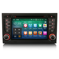 PbA AU5178A Android 10.0 After-Market GPS WiFi Radio For Audi A4