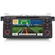 Direct Fit BM7162B After-Market GPS Radio For BMW 3 Series E46